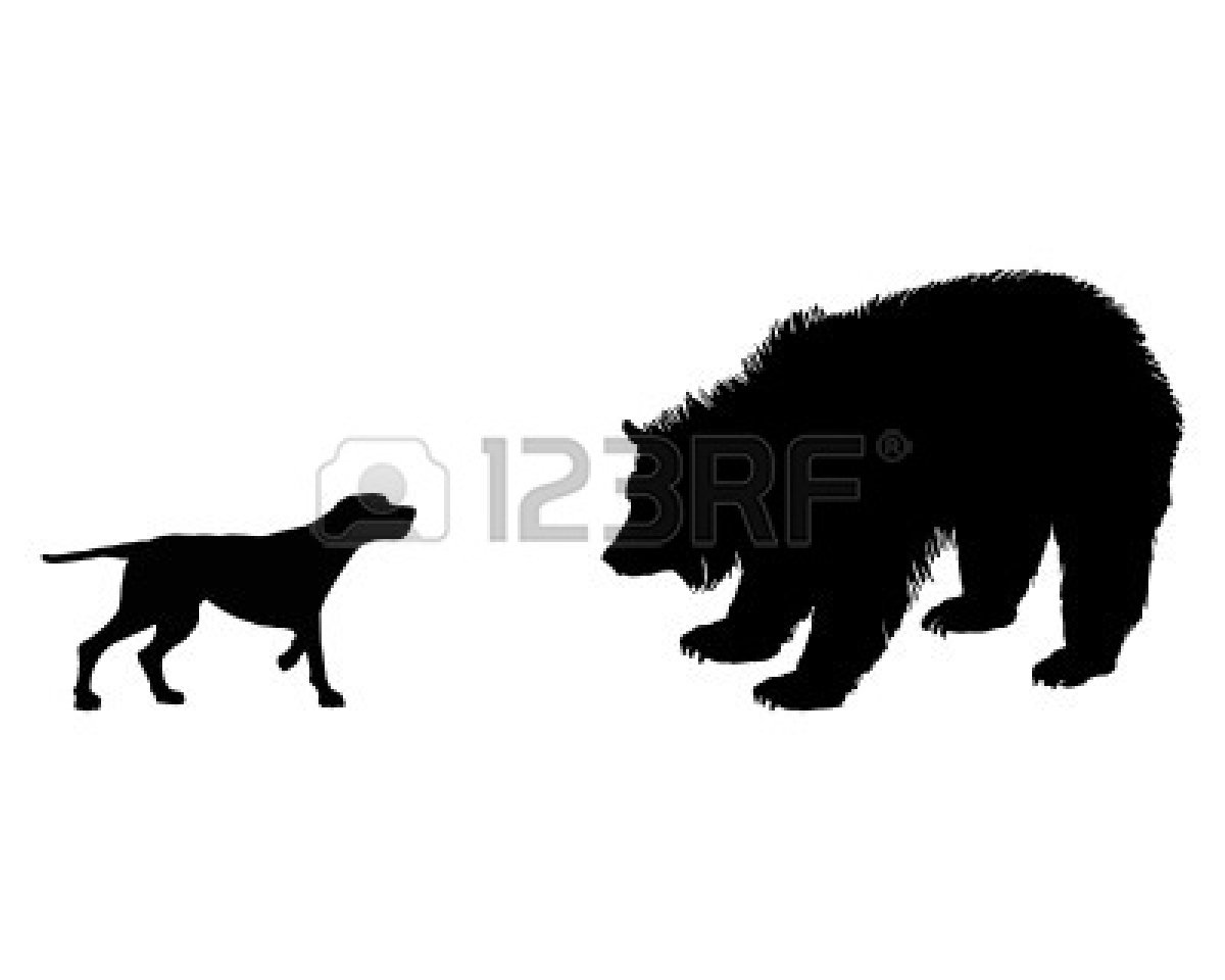 1200x960 Grizzly Bear Silhouette Vector Clipart Panda
