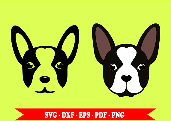 570x403 Svg Dog Head Little Dog's Face Svg Two Clip Art In Svg