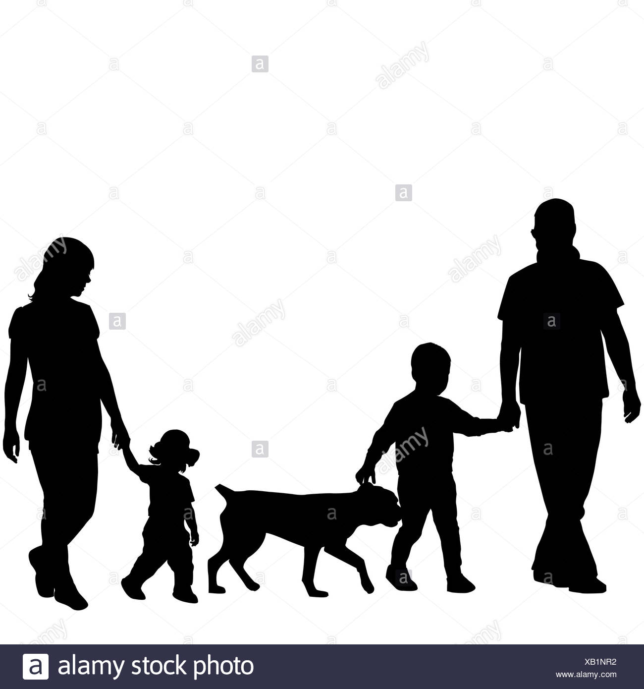1300x1390 Silhouette Man Woman Walking In Black And White Stock Photos