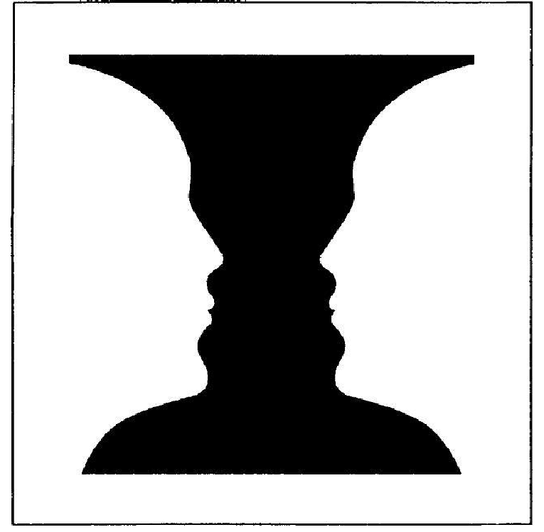 765x749 Figure 4 Rubin's Vase (Sometimes Referred To As The Two Face