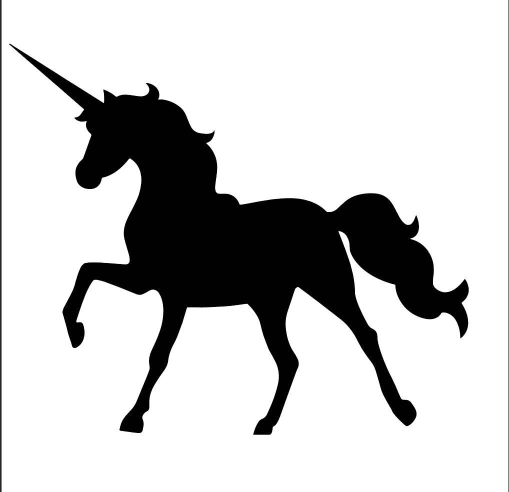 1018x984 Unicorn Svg Unicorn Silhouette Horse Svg Unicorn Art Svg
