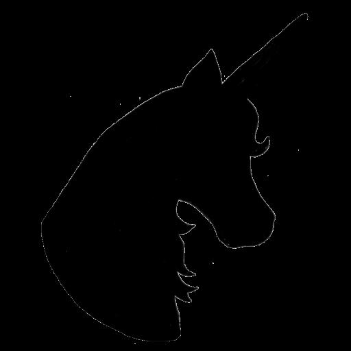 512x512 Cropped Unicorn Head.png Unicorn Party