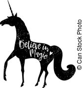 169x179 Unicorn In Silhouette. Unicorn Mythical Horned Magical Horse