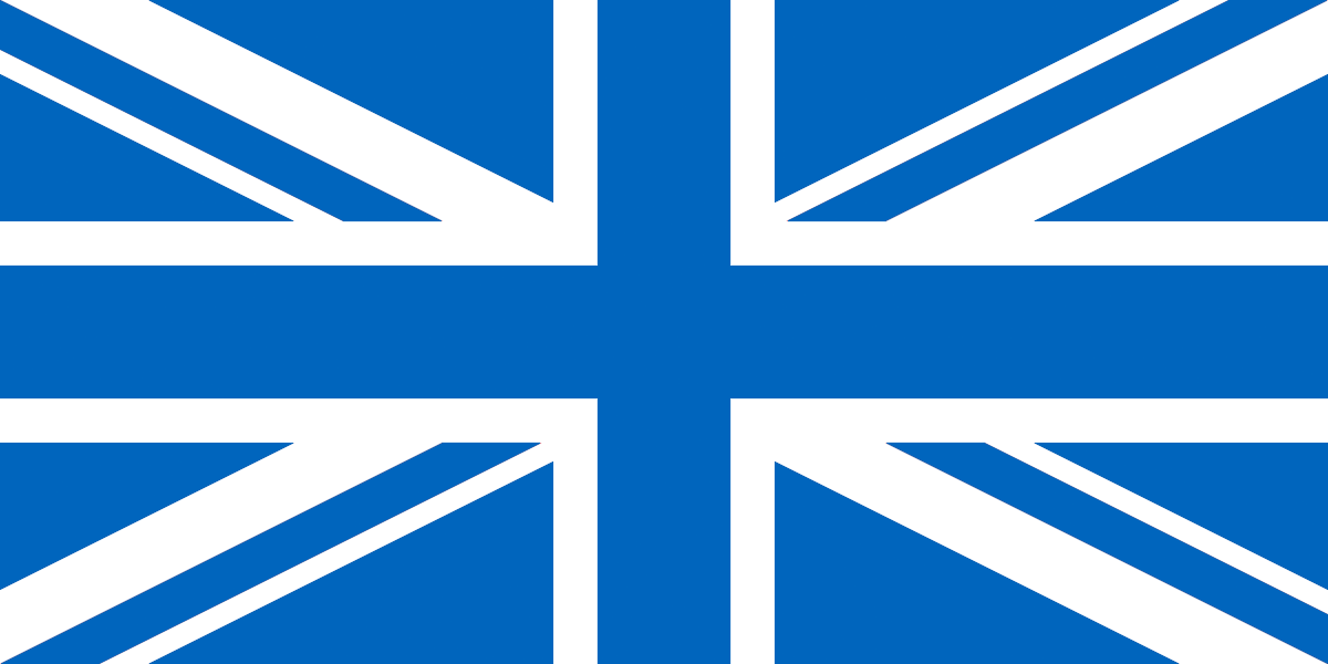 1200x600 Proposal For A Flag If Scotland Takes Over The Uk Vexillology