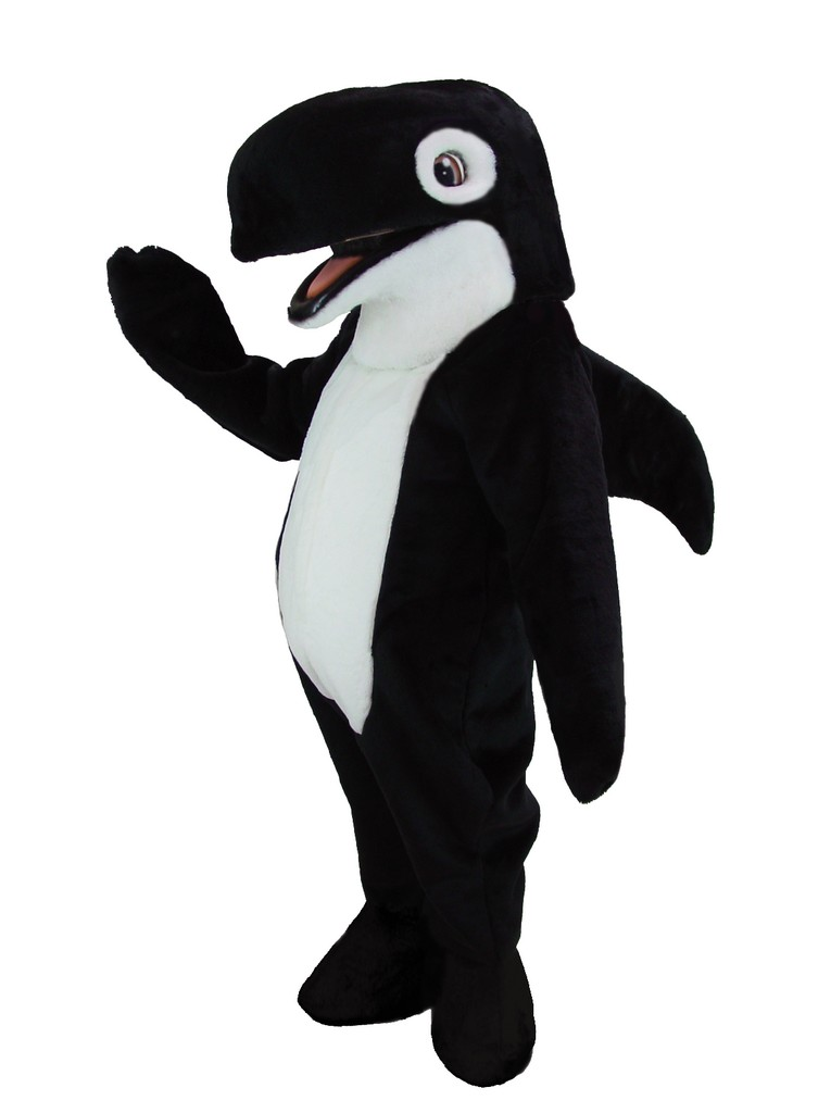 765x1024 Whale Mascot Costume 37320