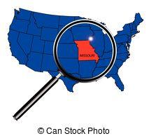 213x194 Missouri Outline Vector Clip Art Royalty Free. 189 Missouri