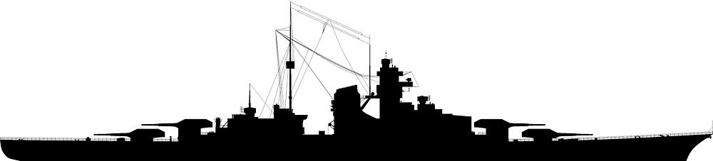 1000x227 Schlachtschiff Bismarck