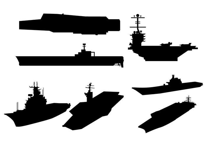 700x490 Aircraft Carrier Vector
