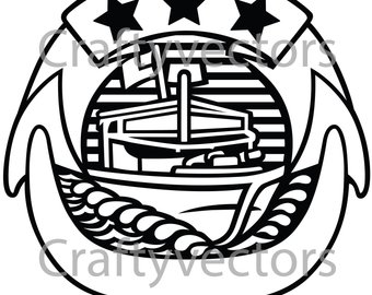 340x270 Navy Svg Etsy