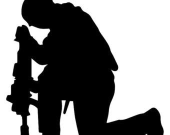 340x270 Kneeling Soldier Etsy