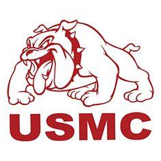 236x236 United States Marine Corps Eagle Globe Anchor Silhouette
