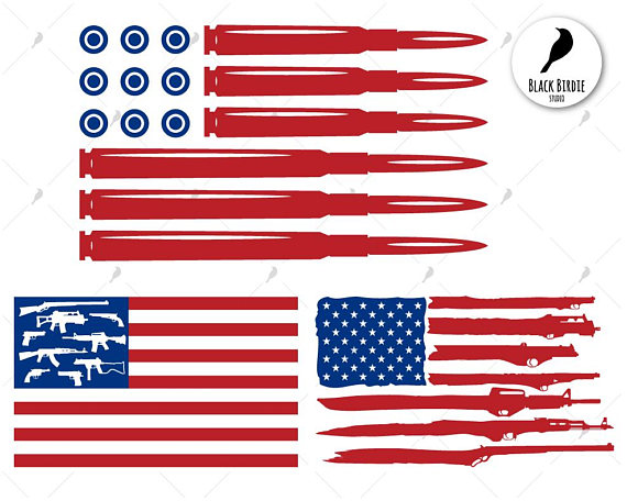Usa Flag Silhouette At Getdrawings Com Free For Personal