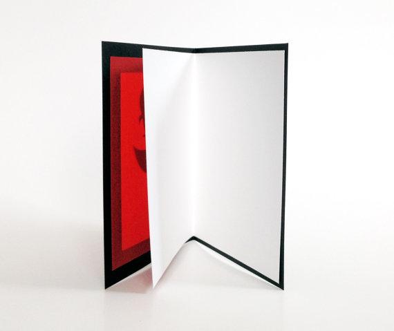 Valentine Card Silhouette