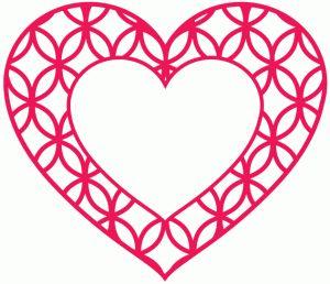 Valentine Silhouette