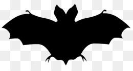260x140 Free Download Vampire Bat Silhouette Clip Art