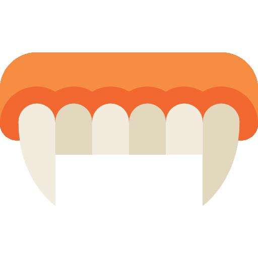 512x512 Fangs Icon