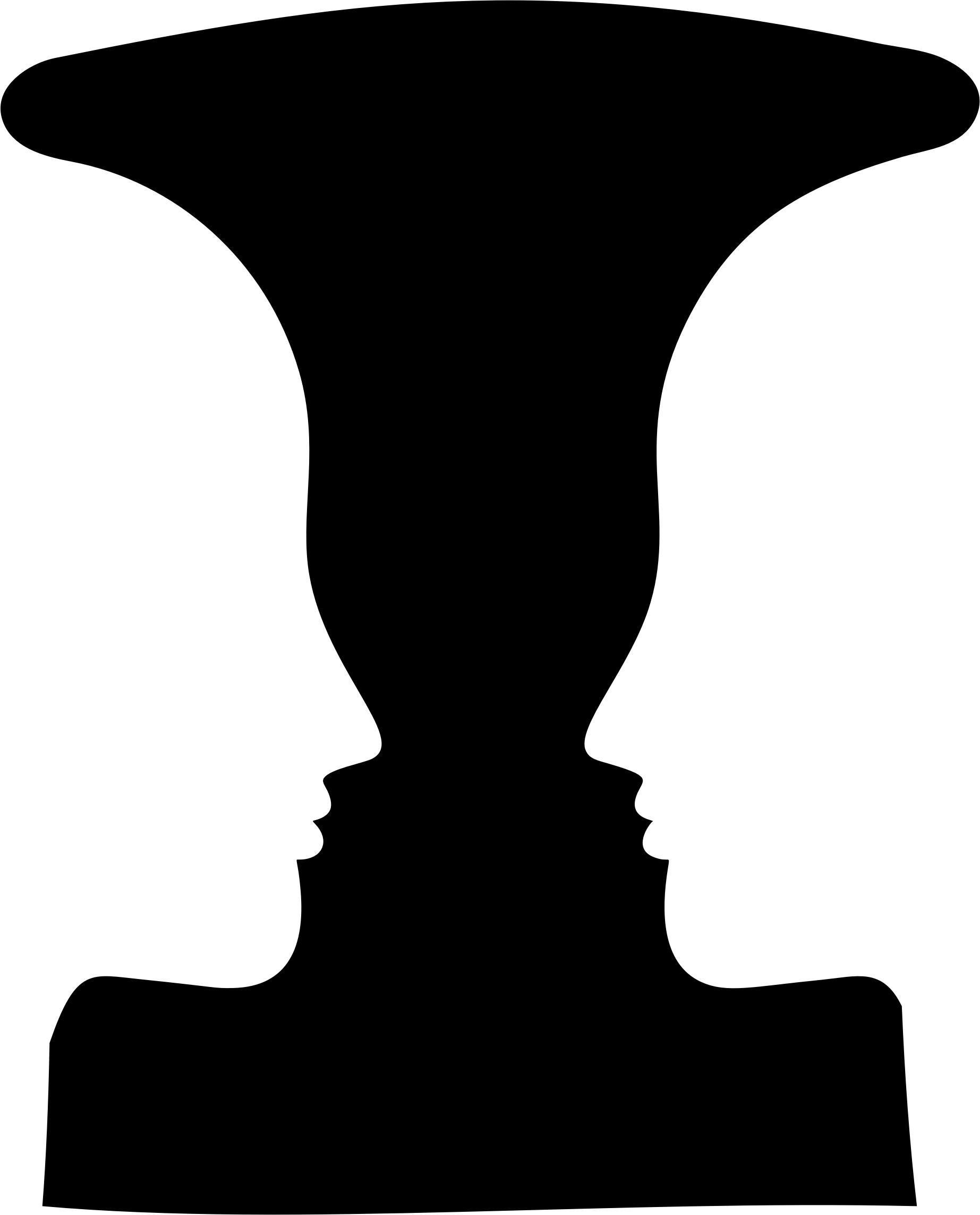 1845x2286 Yamachem's Rubin's Vase Variation Icons Png