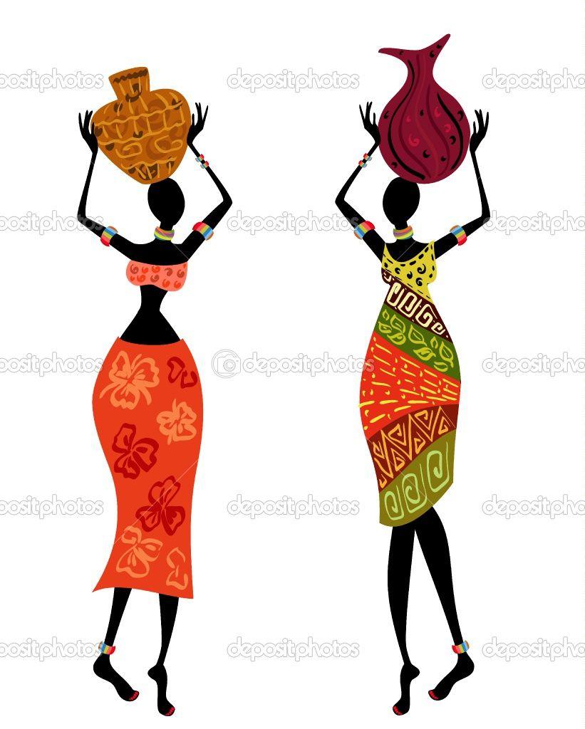 821x1024 Dep 6422907 Ethnic Woman With Vase.jpg A R T