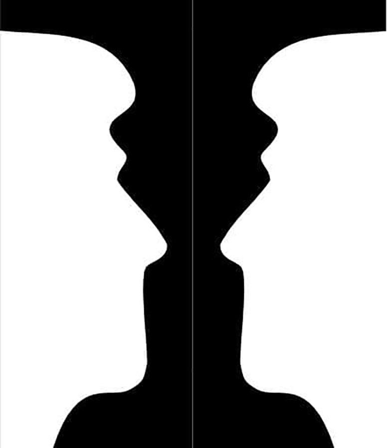 776x898 Silhouette Vase