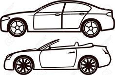 236x155 Stock Vector Vector Isolated Car Silhouette 374717269.jpg