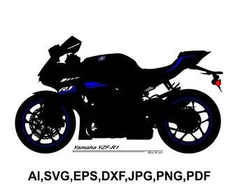 340x270 Honda Cb 750 Four Motorcycle Motorbike Vector Laser Cutting