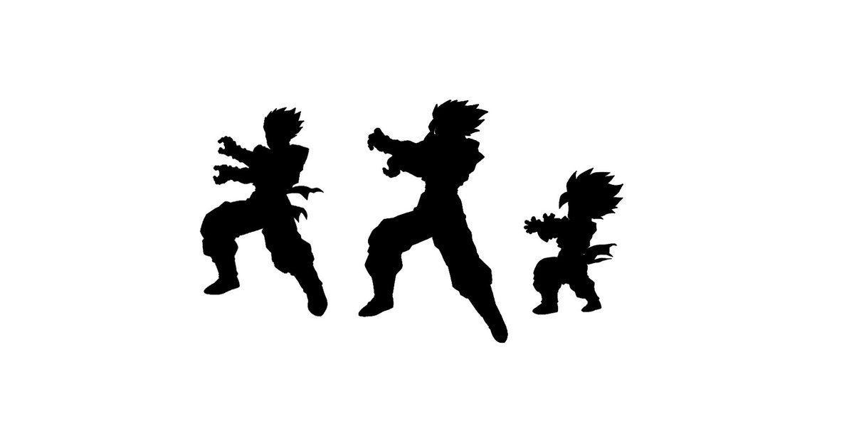1200x630 Dragon Ball Z Character Silhouettes Quiz