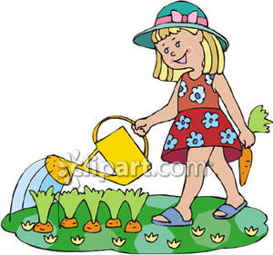 300x281 Country Clipart Kid Vegetable Garden Many Interesting Cliparts