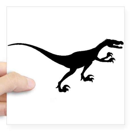 460x460 Velociraptor Silhouette Bigking Keywords And Pictures