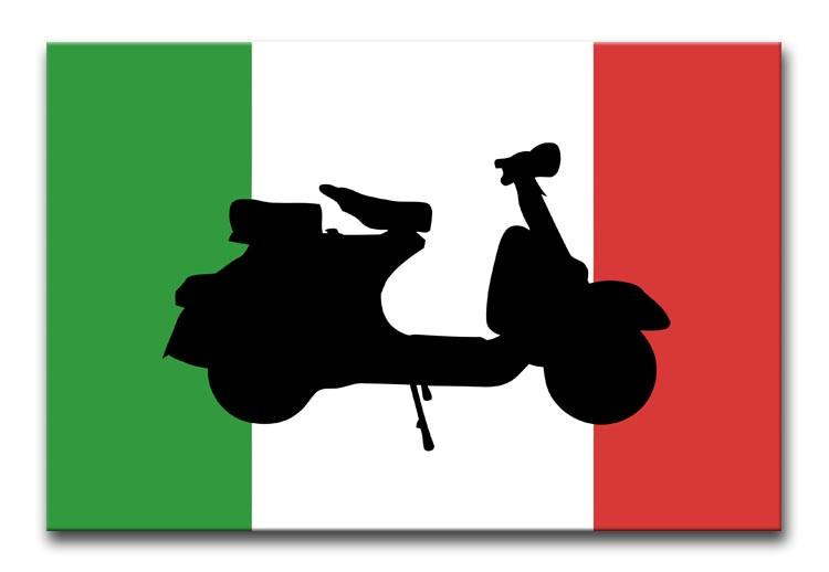 750x518 Italian Vespa Canvas Print Amp Poster Canvas Art Rocks