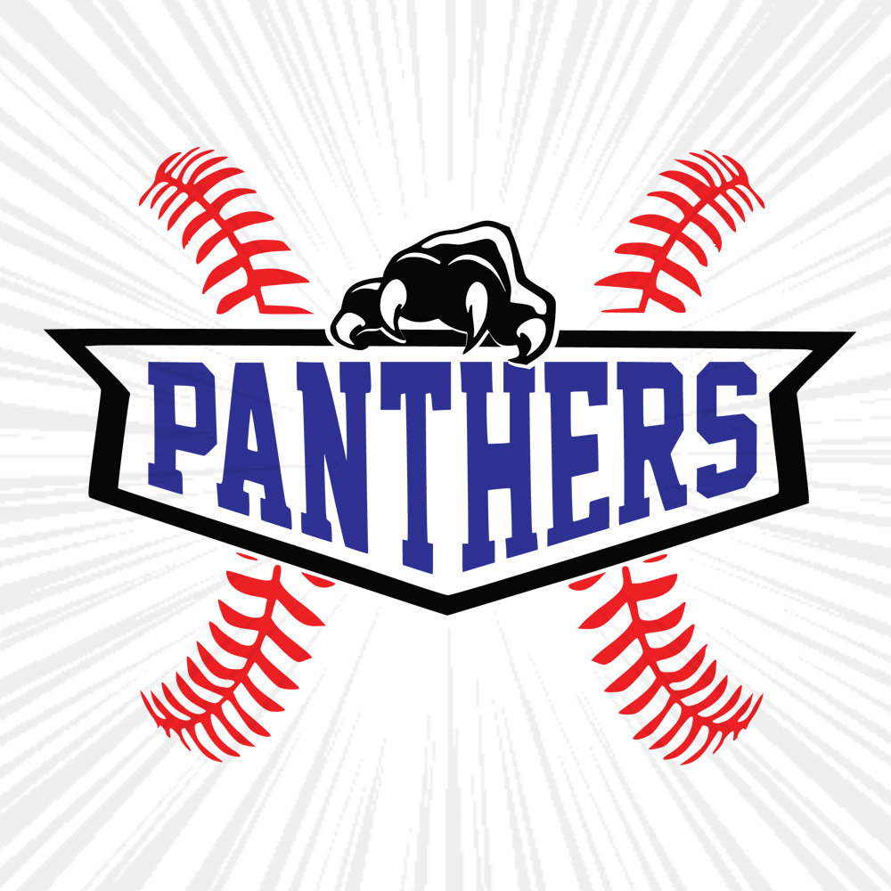 1000x1000 Panthers Svg,panthers Baseball Svg ,svg ,dxf ,cricut ,cameo