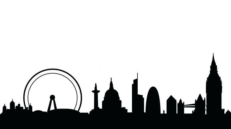 800x448 London Skyline Silhouette Ww2 AEUR Sosin