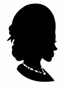 236x295 Victorian Charm Of Silhouette. I Especially Like That These Are