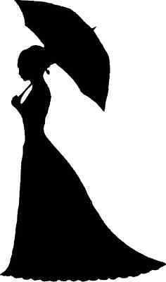 236x400 Gown Clipart Image Woman Silhouette Silhouette Cameo