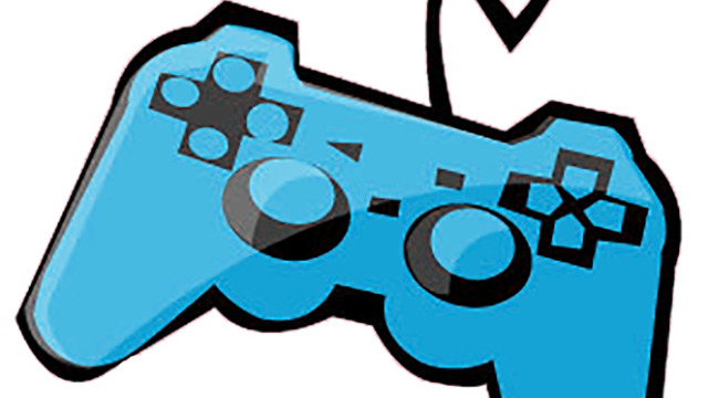 640x360 Game Control Clipart