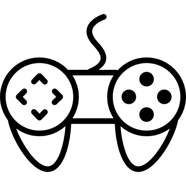 626x626 Game Controller Variant Icons Free Download