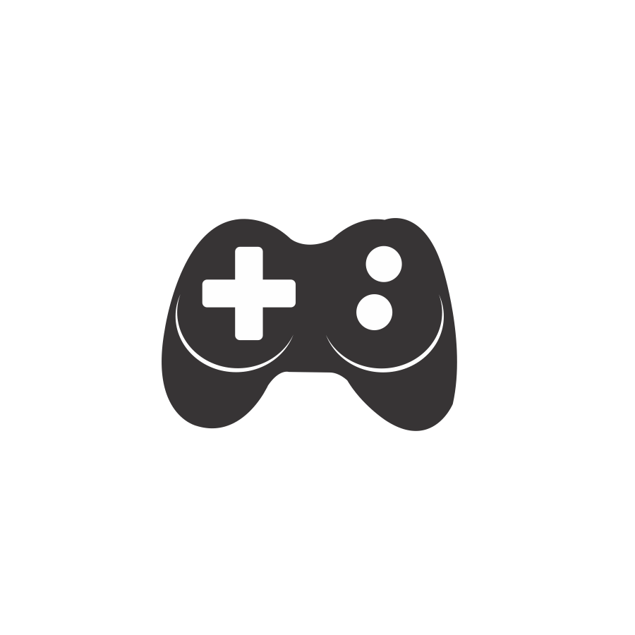 Video Game Controller Silhouette At Getdrawings Free For