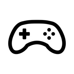 240x240 Video Game Controller Gamepad Flat Icon For Apps And Websites