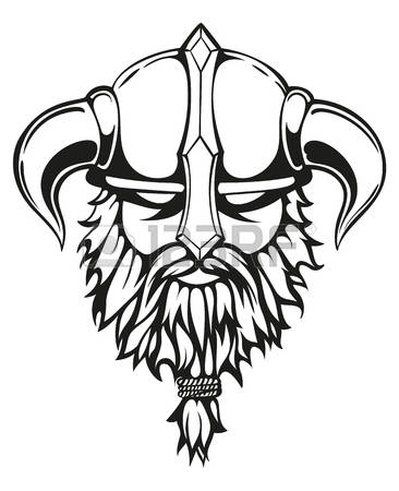 366x450 Vikings Head Clipart Collection