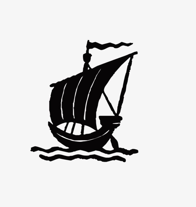 650x686 Sailboat Silhouette, Sailboat, Sketch, Manuscript Png Image