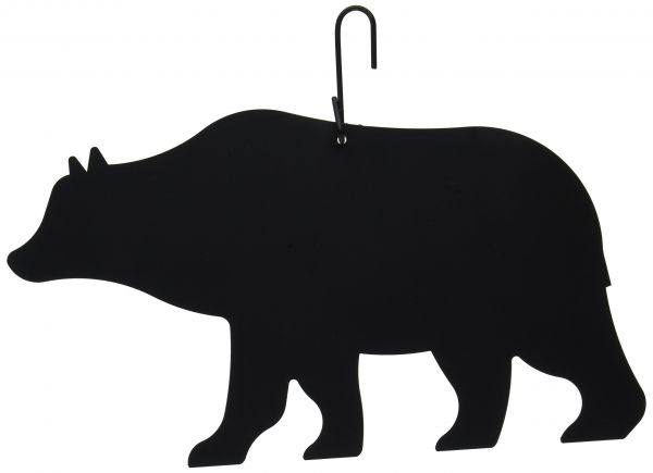 600x435 14 Inch Bear Decorative Hanging Silhouette, Price, Review And Buy
