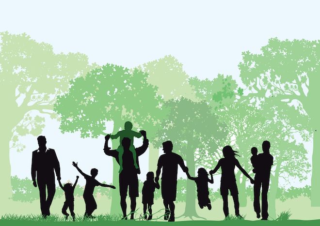 660x467 It Takes A Village to Raise a Child – Communal Parenting