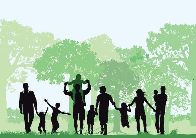 660x467 It Takes A Village To Raise A Child Communal Parenting