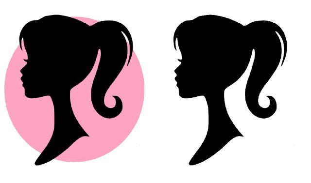 640x378 Free Barbie Silhouette Printable Party Silhouettes
