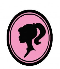 236x269 Here Are A Few Good Barbie Silhouettes. You Can Download Them