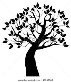 236x273 Wedding Silhouettes Tree Branchvintage Clipart Collection