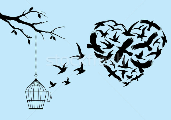 600x420 Birdcage Stock Vectors, Illustrations And Cliparts Stockfresh