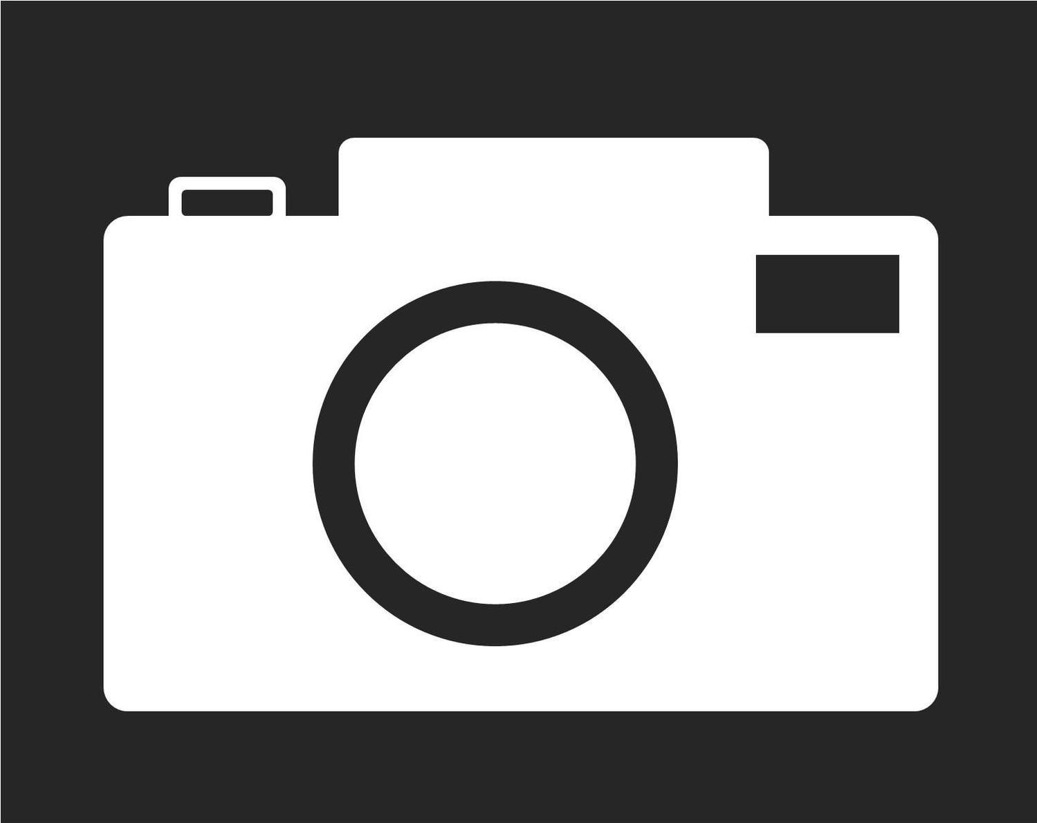 1499x1190 Camera Silhouette