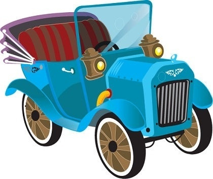 420x352 Vintage Car Silhouette Free Vector Download (13,265 Free Vector