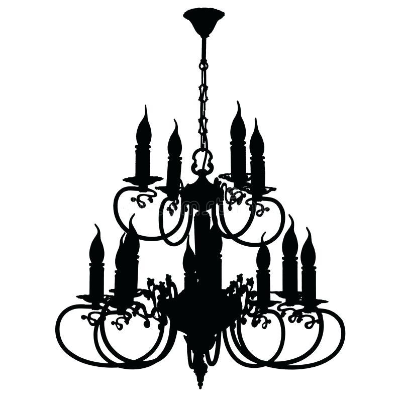 Vintage chandelier silhouette at getdrawings free for personal 800x800 silhouette chandelier together with download chandelier silhouette aloadofball Gallery