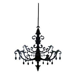 Vintage chandelier silhouette at getdrawings free for personal 300x300 vintage chandelier clip art chandelier gallery aloadofball Choice Image